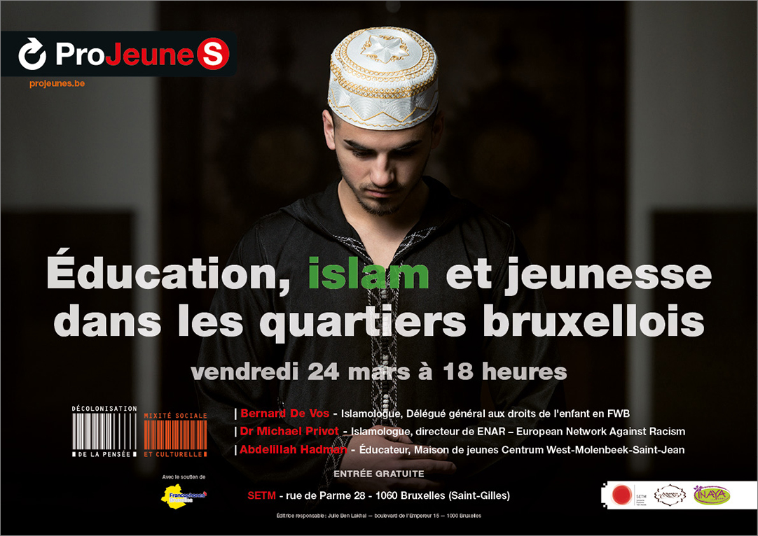 DEP Conference Islam Affiche Web